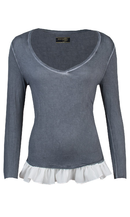 Lizette Long Grey