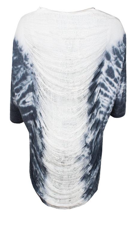 Tyra t-shirt vit
