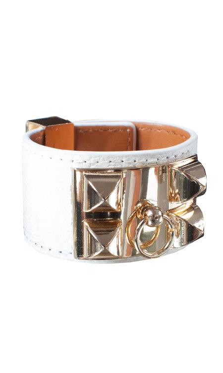 Big Bracelet vit