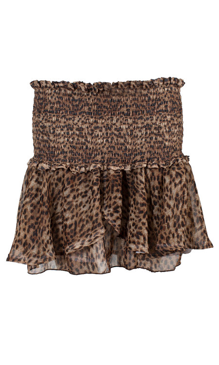 Kim skirt brown