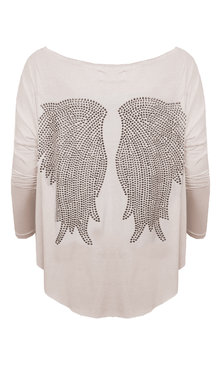 T-Shirt Wings Pink