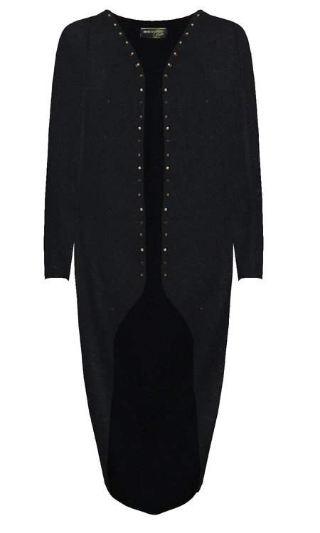 Louie cardigan black