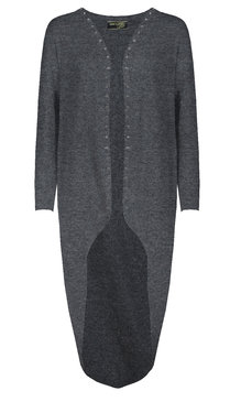 Louie cardigan grey