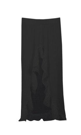 Lou Lou svart kjol