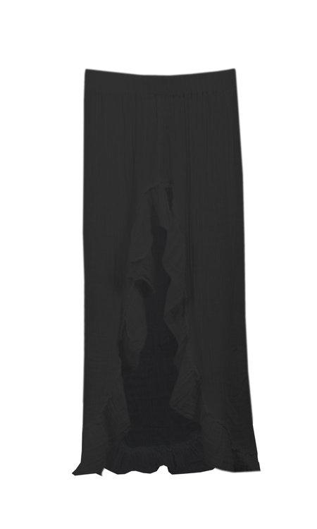 Lou Lou black skirt