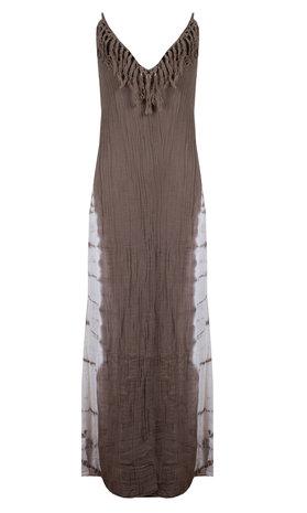 Dress Lo brown