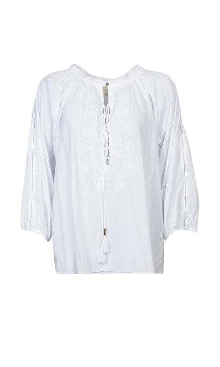 Donna tunic white