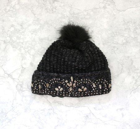 Jayla Hat  Black