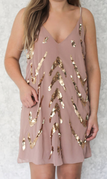 Madison dress Pink