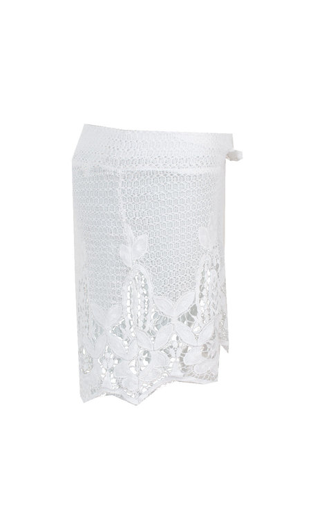 Shorts lace vit
