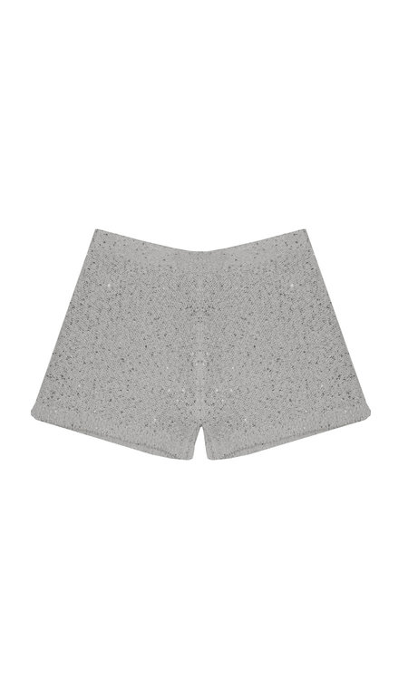 Dellie shorts light grey
